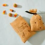 Easy DIY Halloween Treat Bags