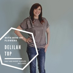 delilah top pattern