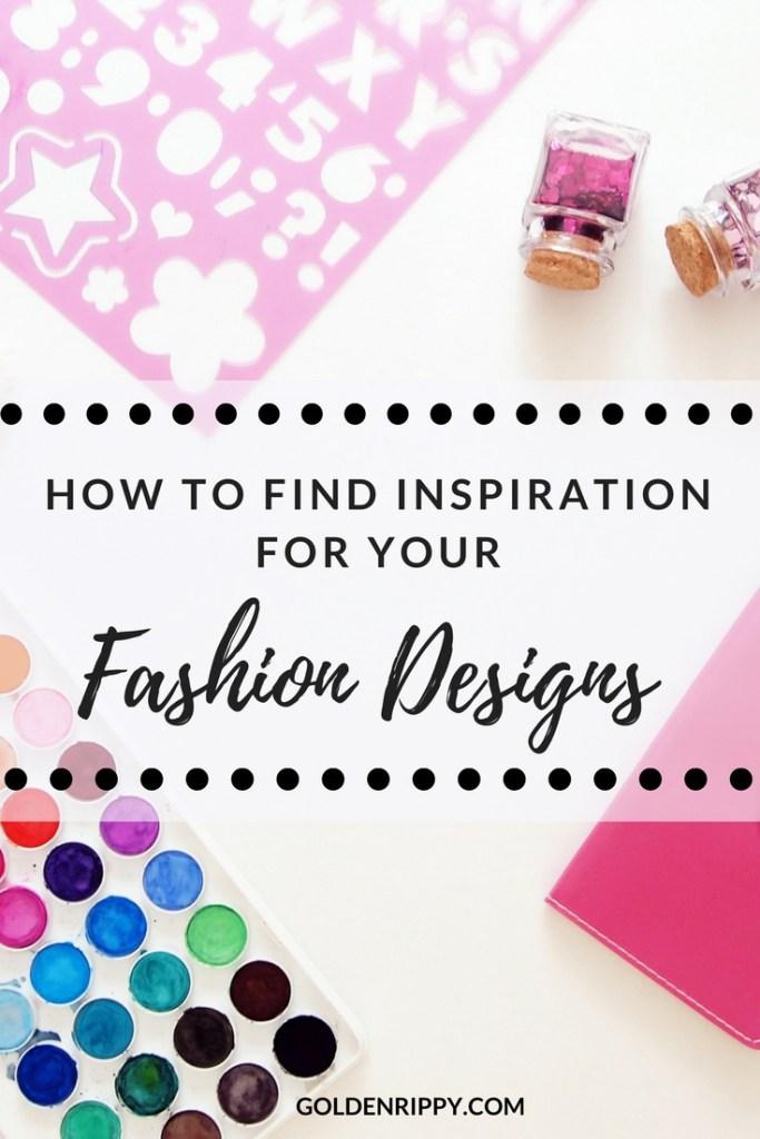 fashion design inspiration