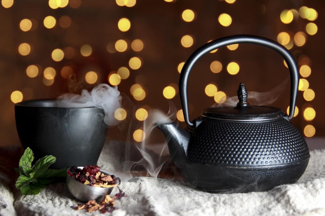 black cookware