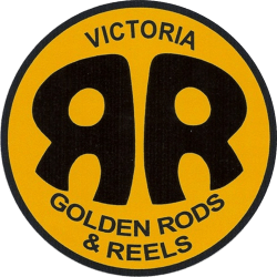 Victoria Golden Rods and Reels