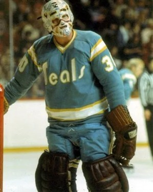 Gary Smith old mask