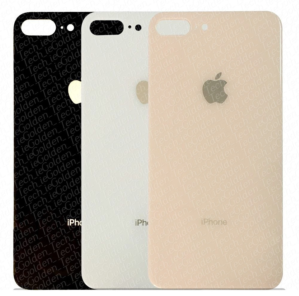 Apple IPhone 8 Plus 55 Back Battery Cover Glass Gold