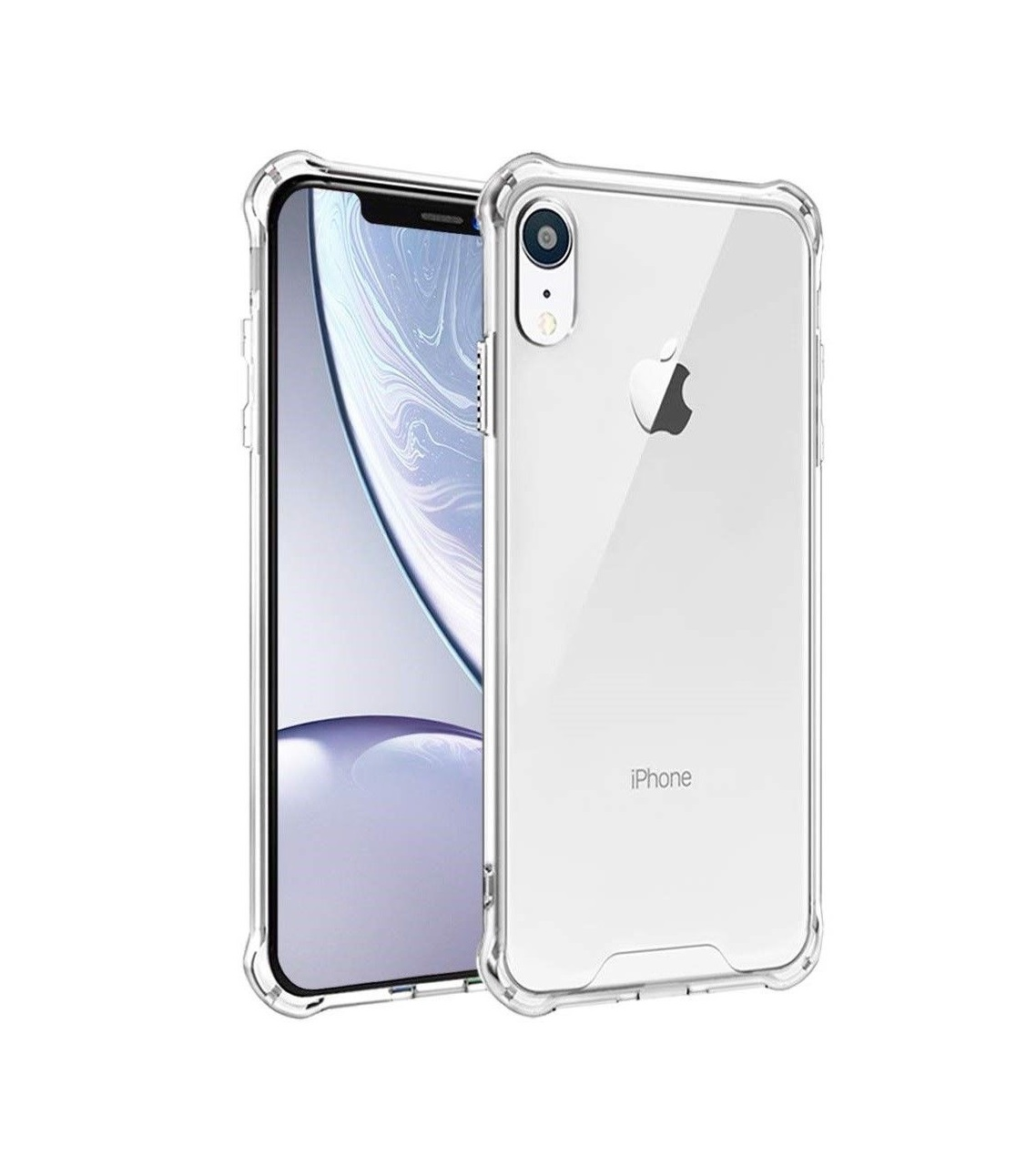quality design 4dab0 1e079 iPhone XR Case Cover Clear ShockProof - goldentech.ie