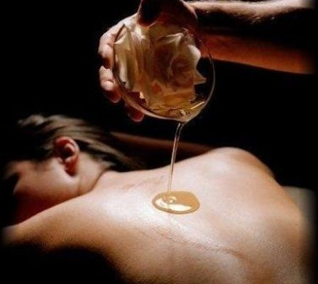 A Relaxing Oil Massage in Patong