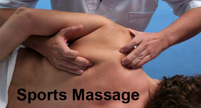 Professional Sports Massage in Patong