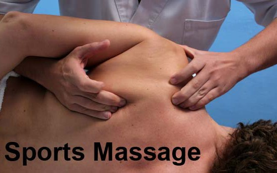 Sports massage in patong