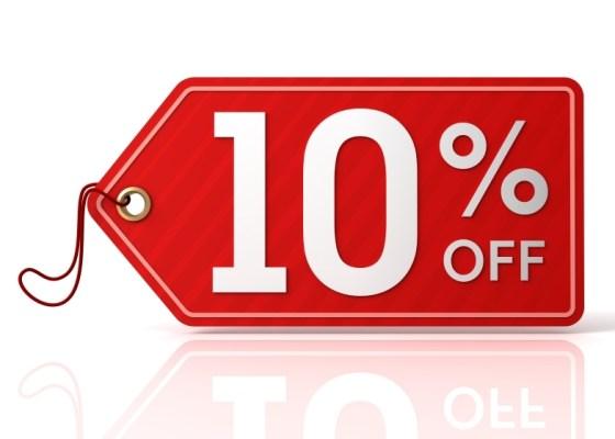 Get 10% discount at Golden Touch Massage & Beauty Salon 2!