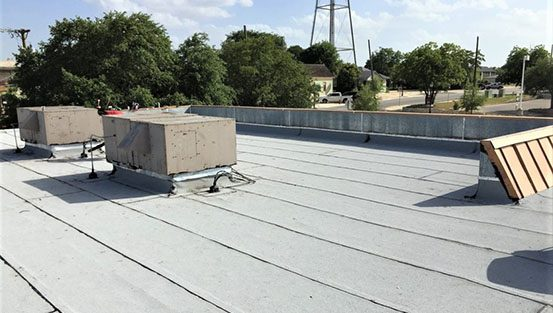 commercial roofing services nederland, texas