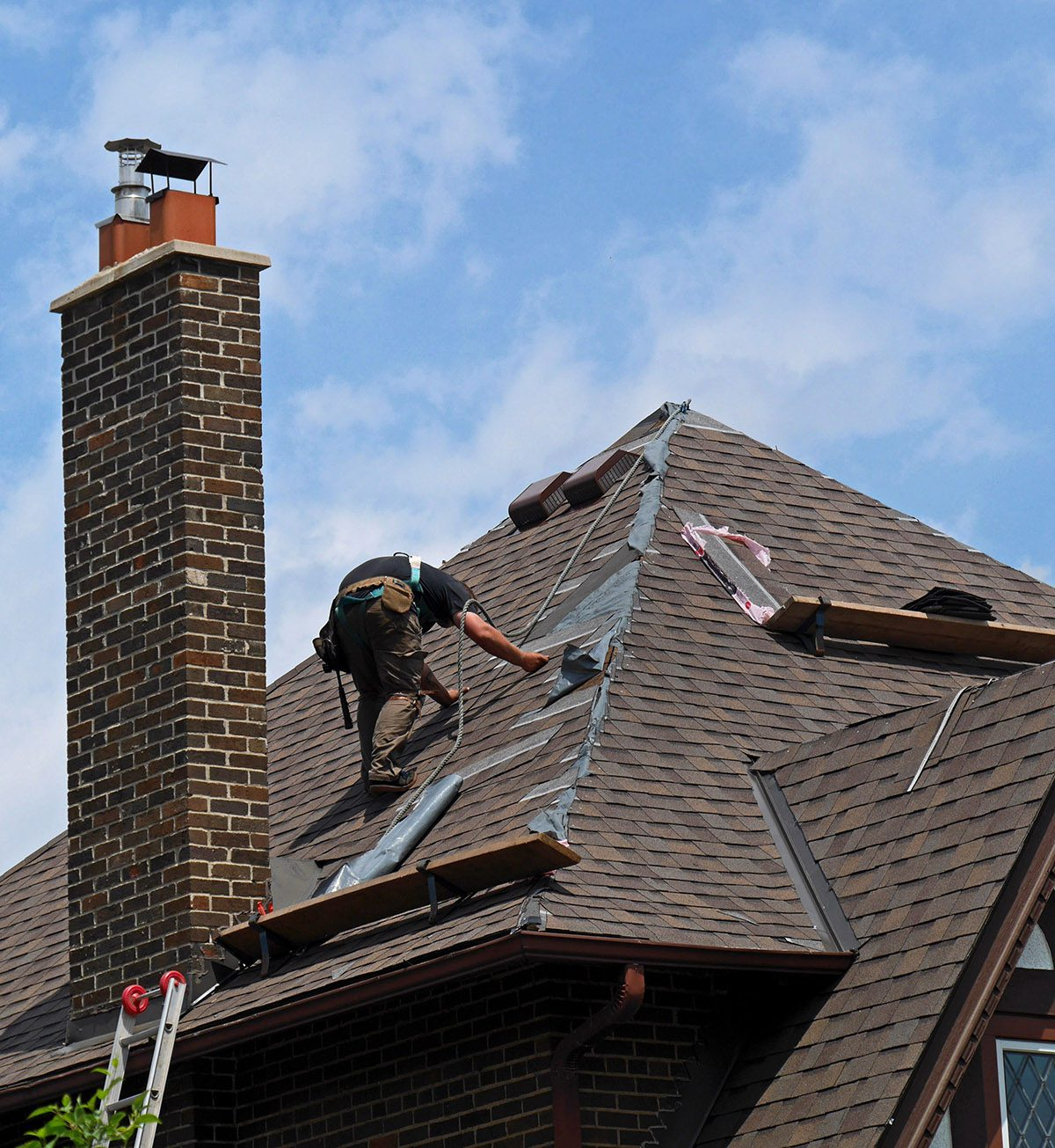 Residential Roofing Company Nederland, TX