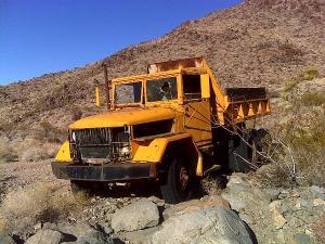 Lucy Gray Mine - Truck