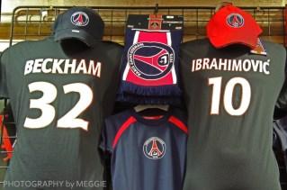 Beckham & Zlatan