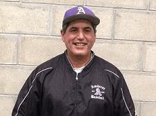 Coach Joe Espinosa