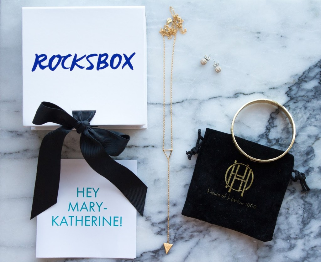 (ANOTHER) ROCKSBOX REVIEW + A FREE MONTH FOR YOU.
