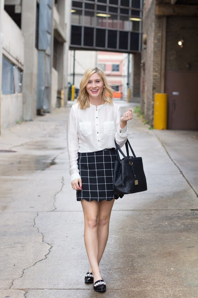 FIVE TIPS TO LOOKING STYLISH IN THE WORKPLACE.
