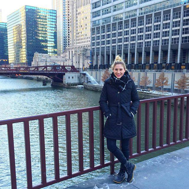 A Cold Weekend in Chicago