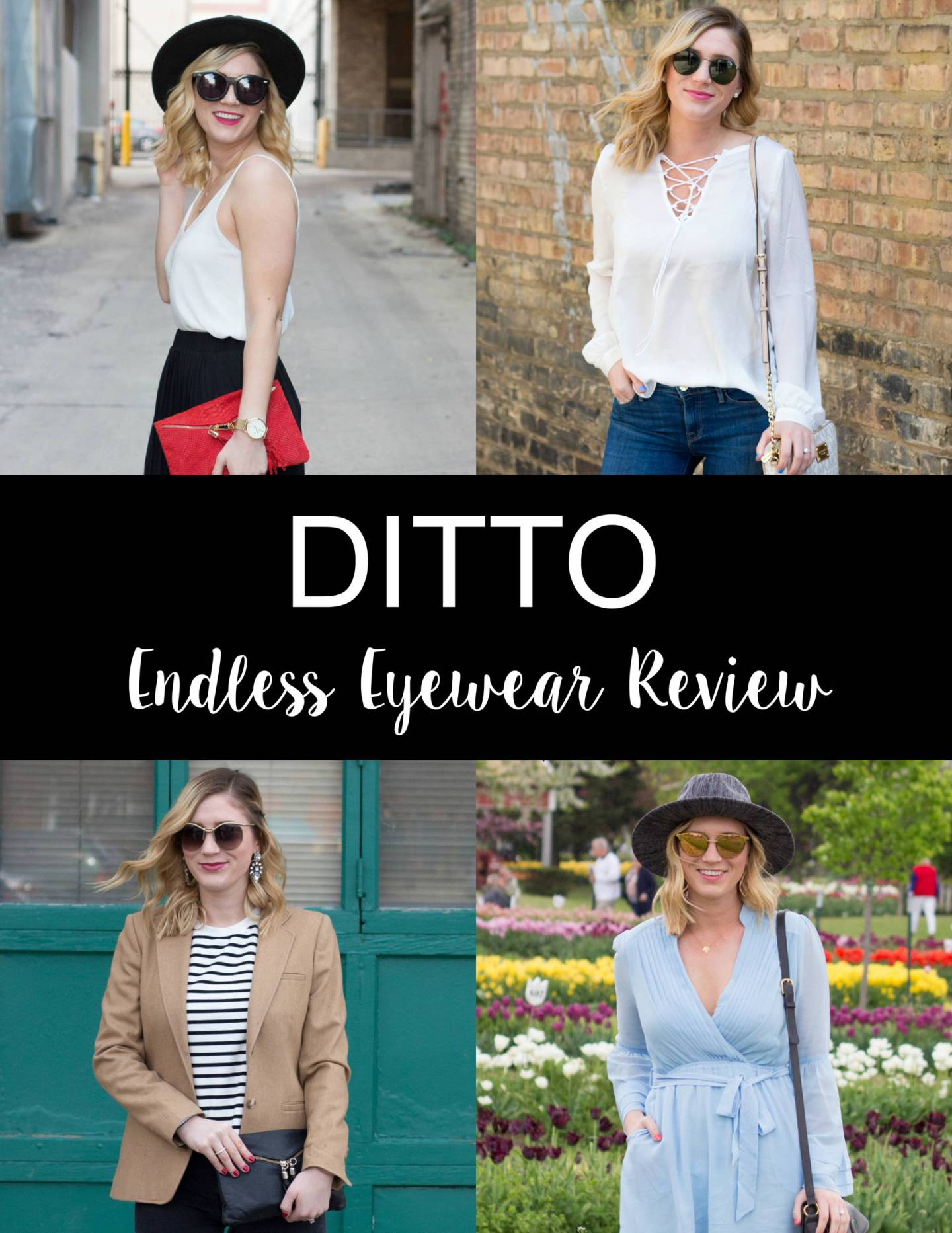 """Review of Ditto's """"Endless Eyewear"""" Program + a Code for a Free Month! 