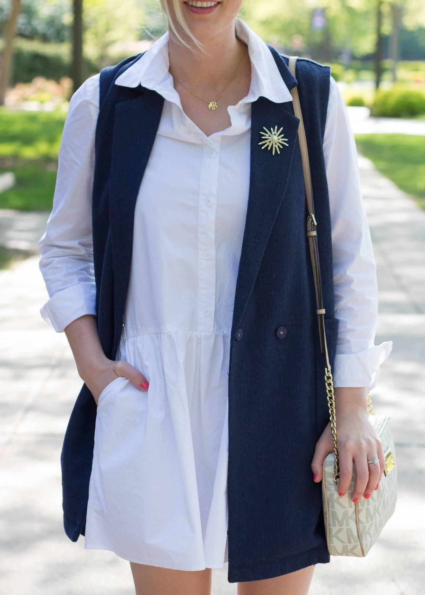 The Best $25 Little White Dress.