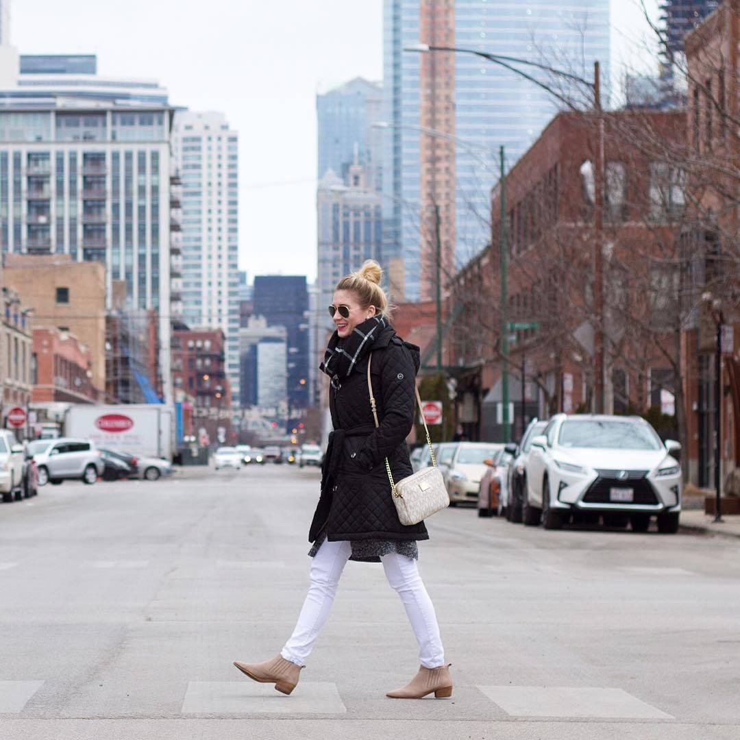 West Loop Chicago Street Style