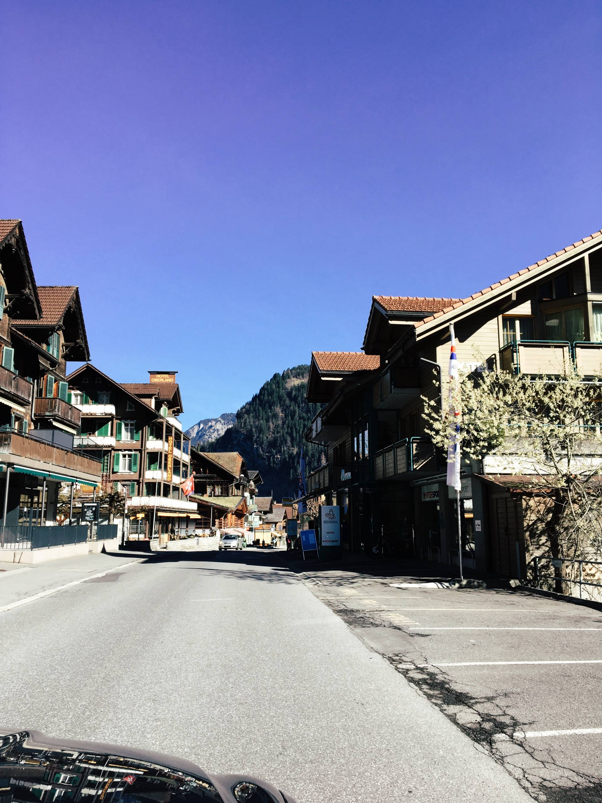 Swiss Roadtrip