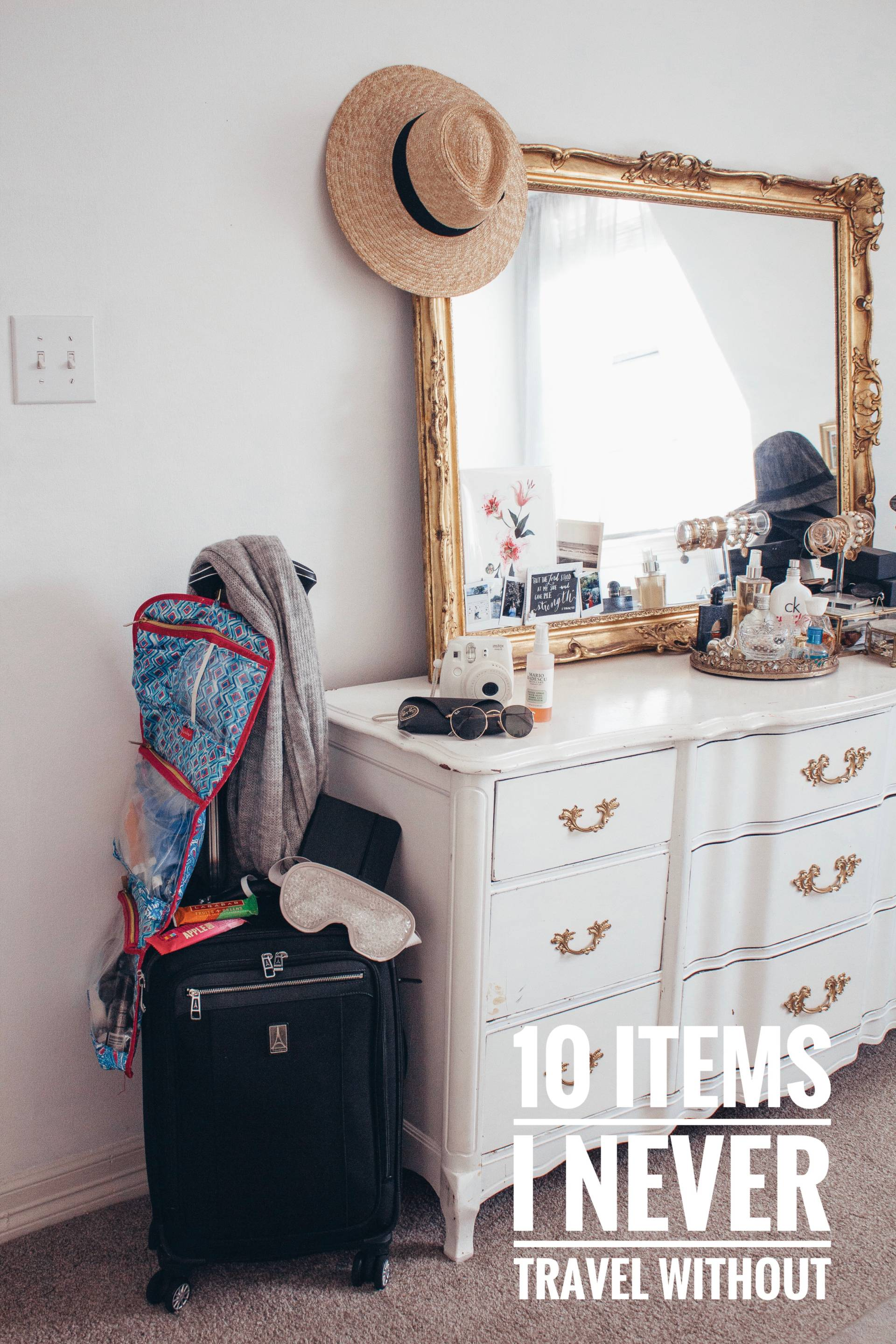 10 Items I Never Travel Without - That Would Make Great Gifts!
