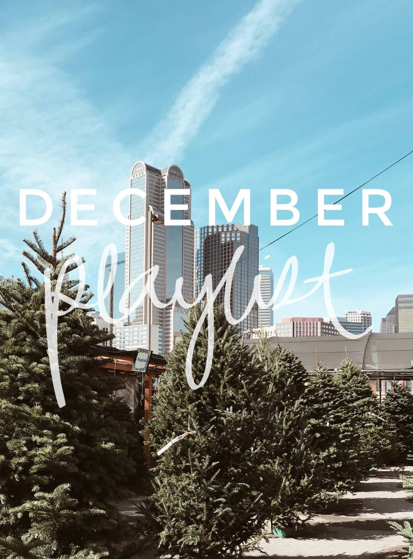 December Playlist – 10 Songs to Listen to This Christmas Season.
