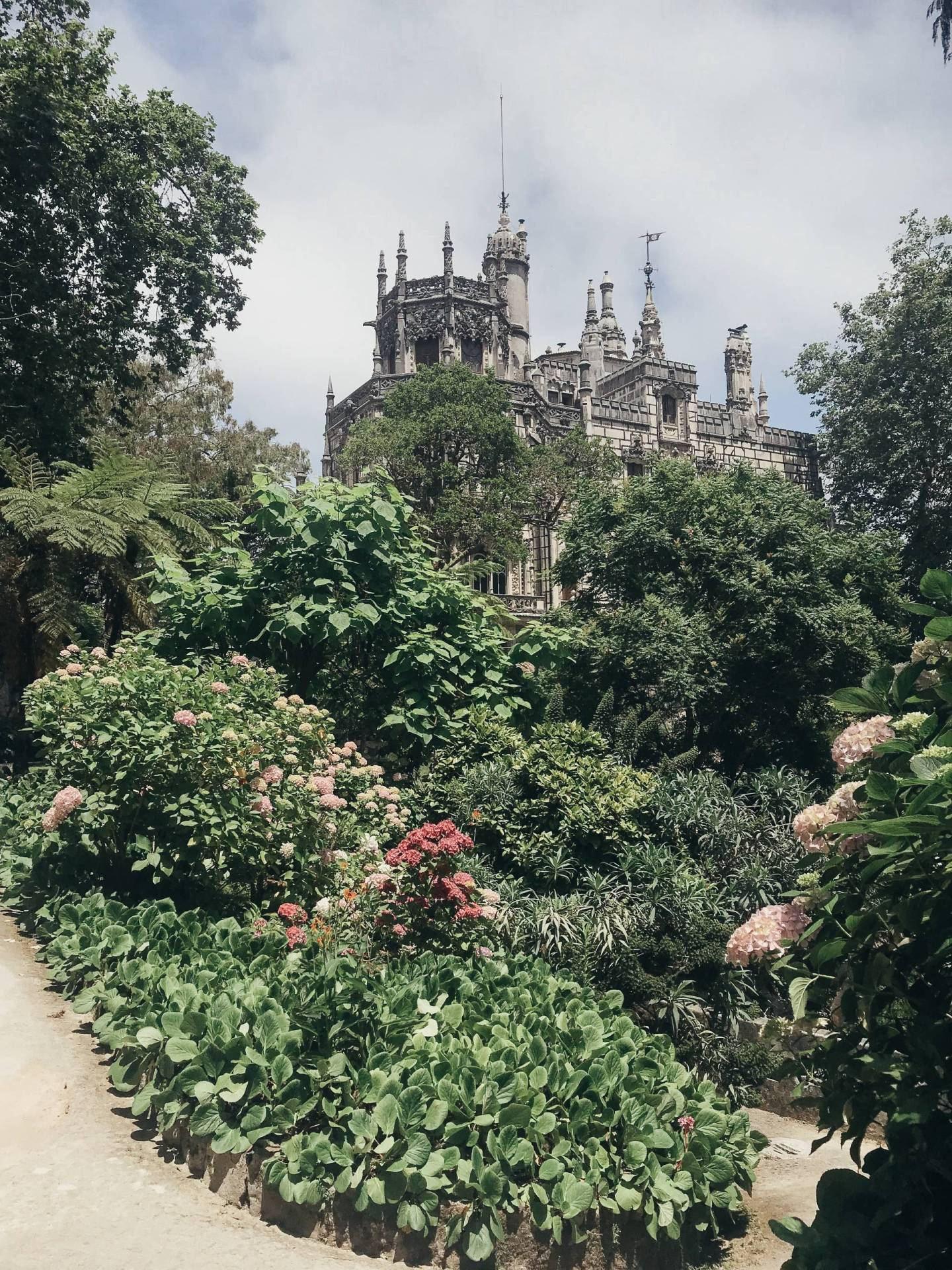 Tips for visiting Quinta da Regaleira in Sintra, Portugal