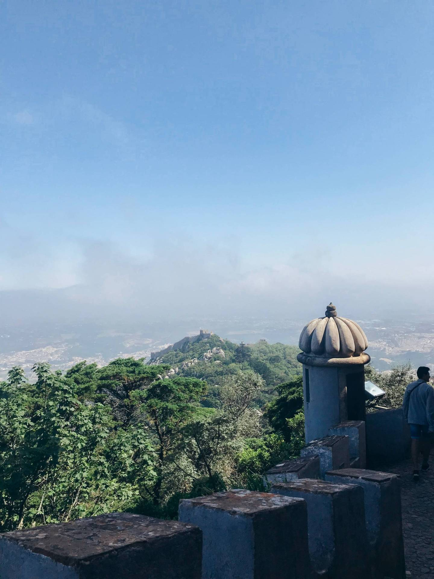 Two easy day trips to take from Lisbon, Portugal, including Sintra