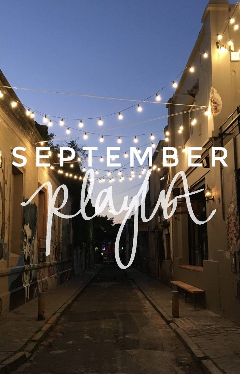 September Playlist – 10 Songs to Listen to This Month.