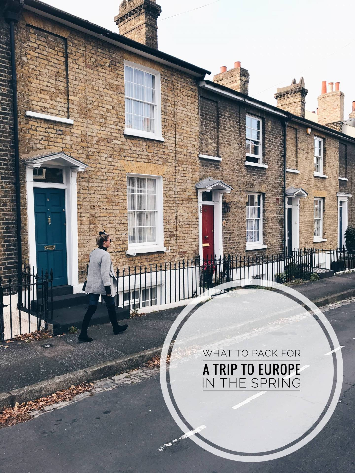 The Ultimate Spring Study Abroad Packing List