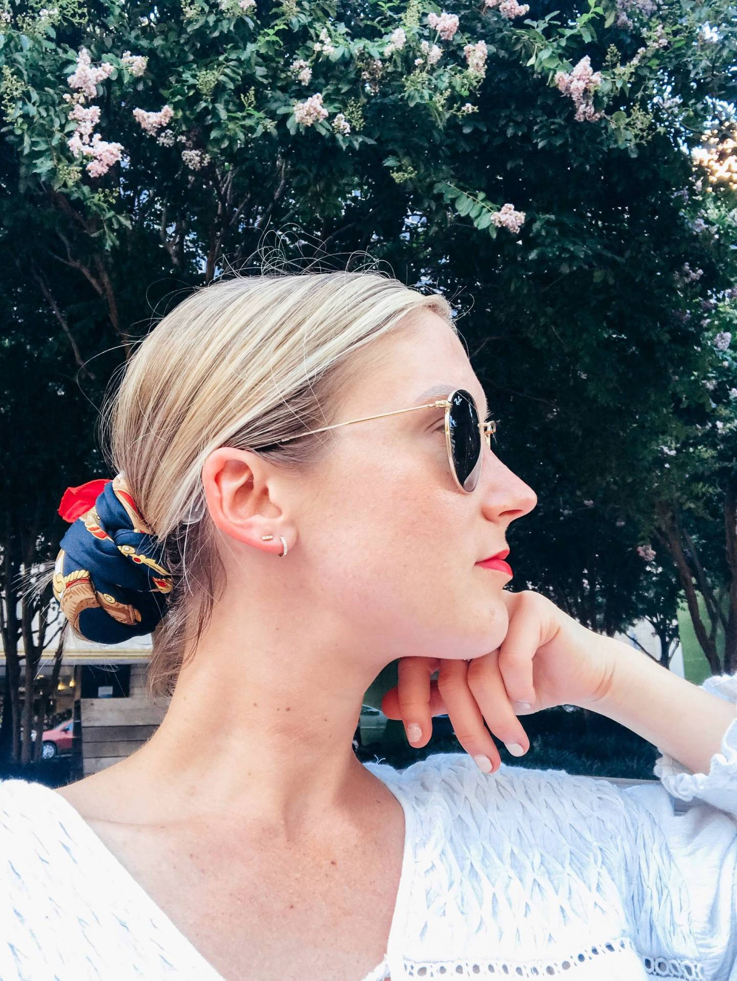 Top Purchases of 2019 | Shashi Katerina Huggies Earrings