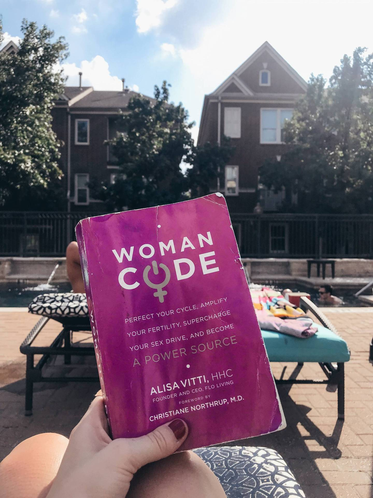 How WomanCode by Alisa Vitti Changed by Life for the Better (no, BEST!)