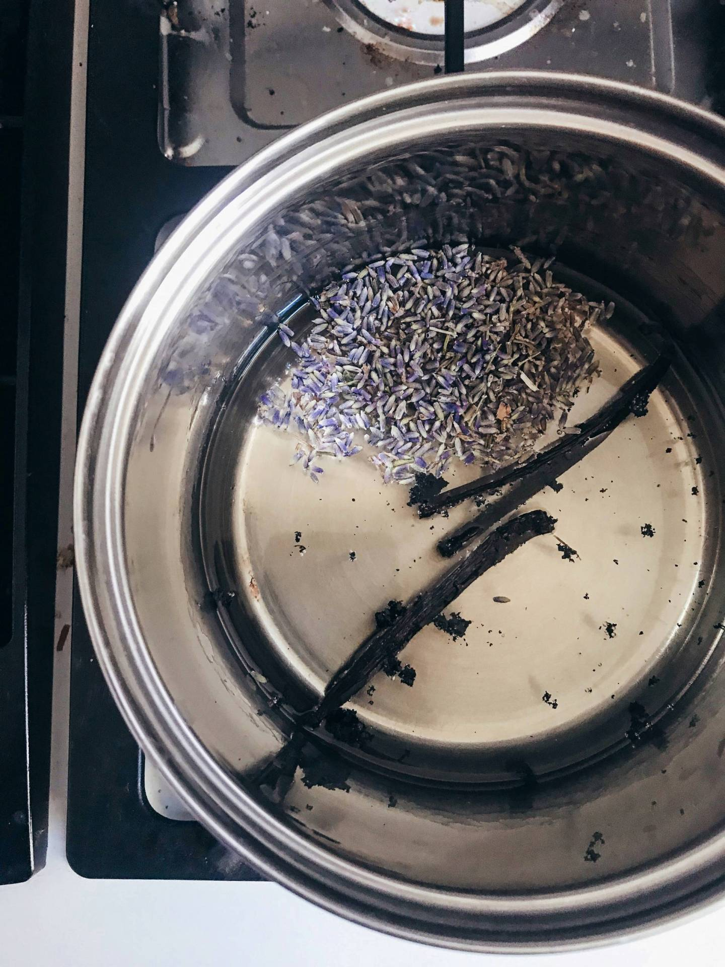 Nothing like baking up something fresh to keep busy during quarantine! This lavender vanilla syrup will jazz up your morning coffee and is seriously so simple all those coffee shops better watch out once they re-open!