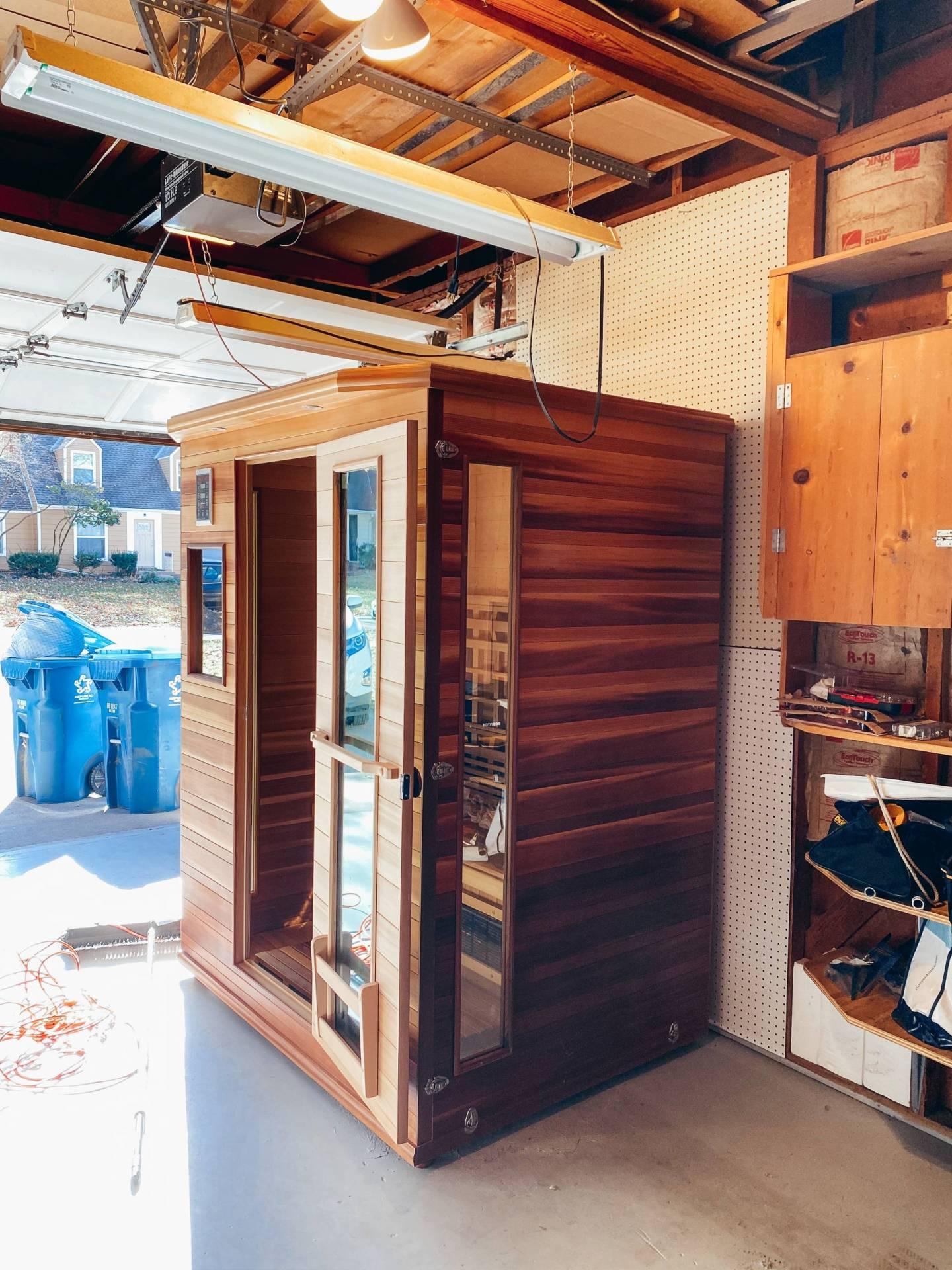 HealthMate Enrich 3 Sauna Review