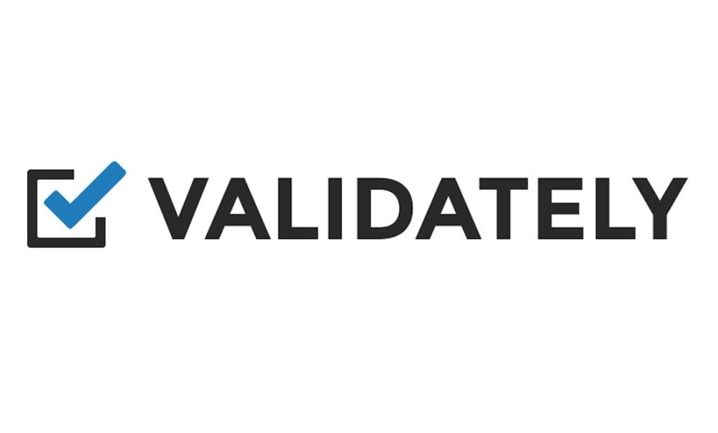 Validately Logo - Usability Testing Sites