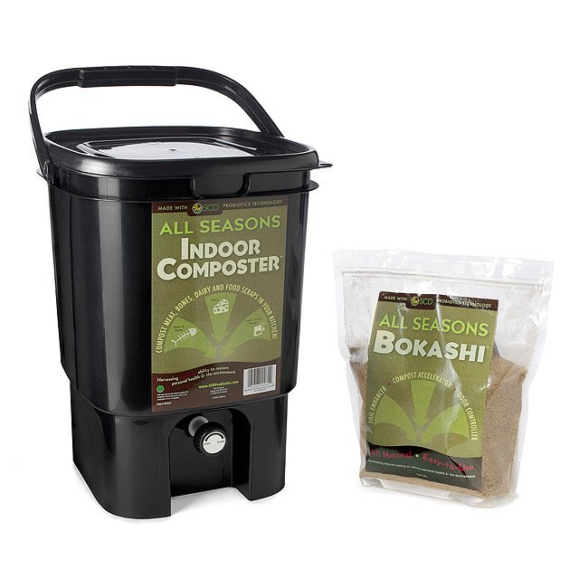 Indoor Kitchen Composter - Eco-Friendly Gifts | Low Waste Gift Ideas | Goldilocks Effect