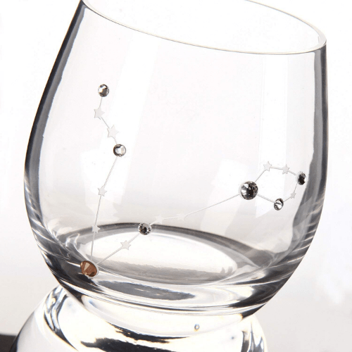 Pisces Wine Glass - February Gift Ideas - Goldilocks Effect
