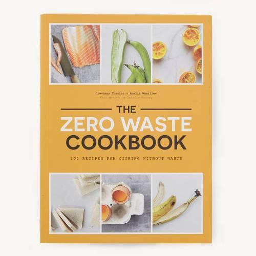 Zero Waste Cookbook - Eco-Friendly Gifts | Low Waste Gift Ideas | Goldilocks Effect