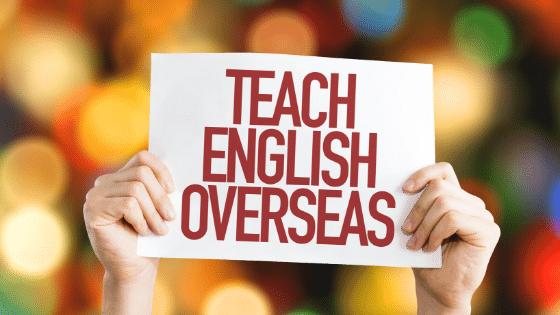 remote jobs - teach english online