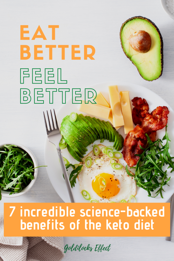 7 incredible science-backed benefits of the keto diet