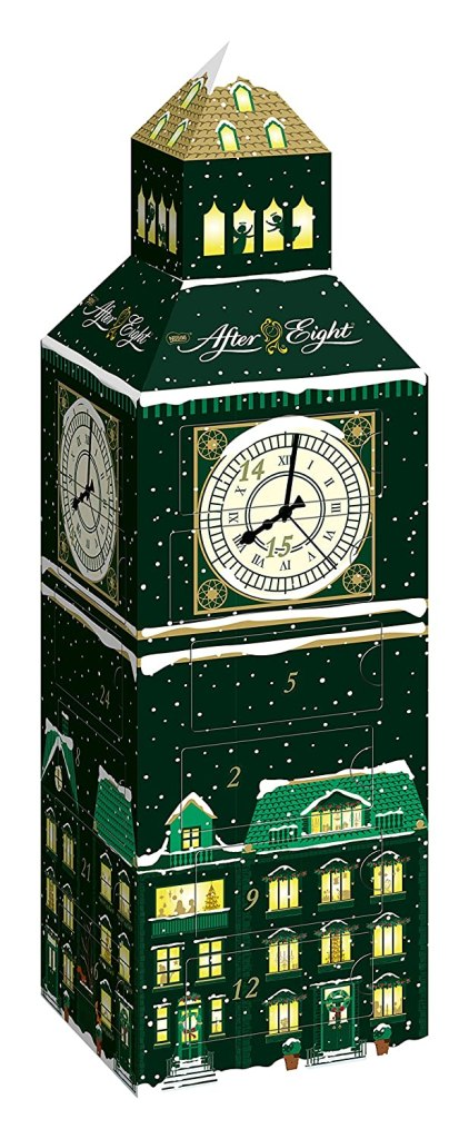 Big Ben After Eight Advent Calendar