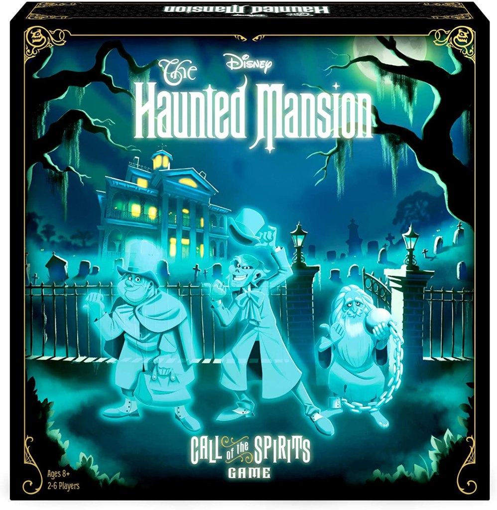 Disney The Haunted Mansion – Call of The Spirits Board Game