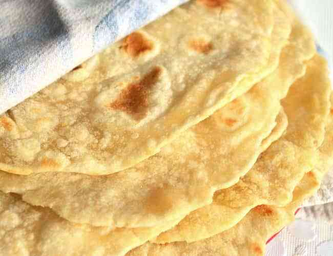 Fresh-Homemade-Flour-Tortillas