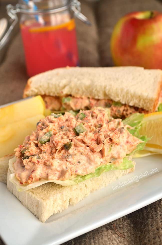 THE Best Tuna Salad Ever • The Goldilocks Kitchen