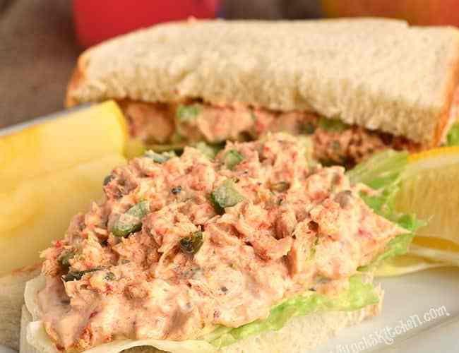 THE Best Tuna Salad Ever