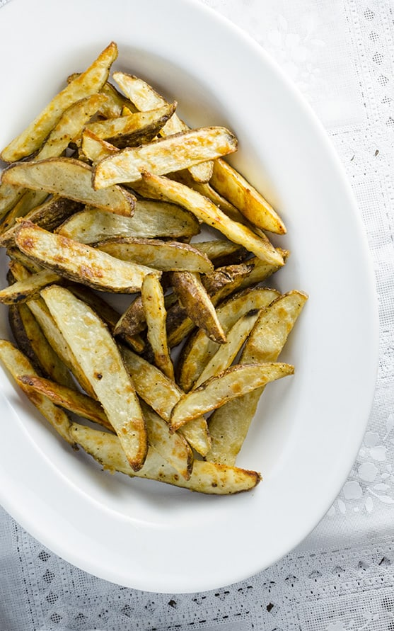 Simple and Delicious Oven Fries