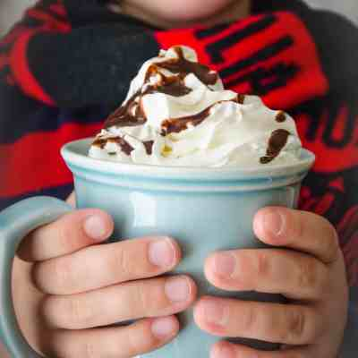 Creamy Crockpot Hot Chocolate