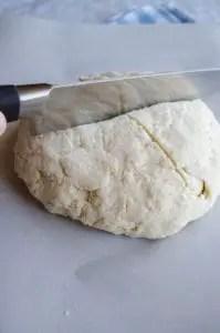 soda-bread-dough-scored-on-top