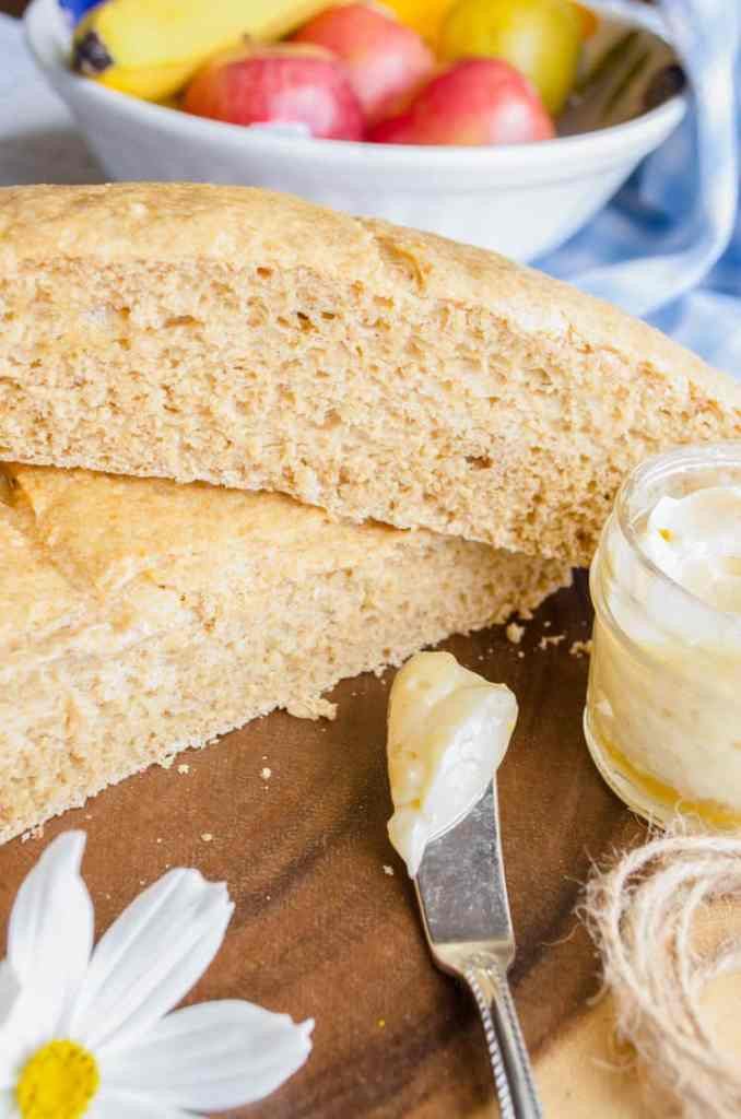 Farmhouse Wheat Bread