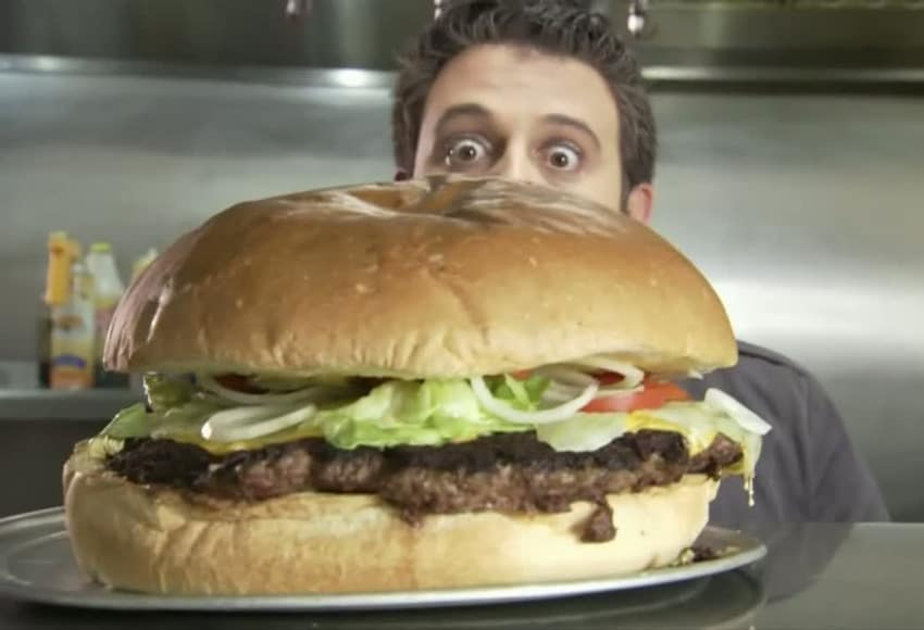 Adam richman giant burger